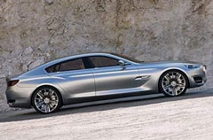 Фотогалерея BMW CS