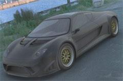 Hansen GT-R