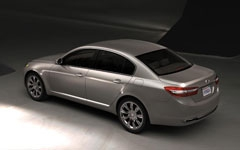 Фотогалерея Hyundai Genesis