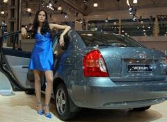 Hyundai и Kia на Московском автосалоне - фотогалерея