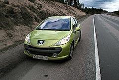 Фотогалерея Peugeot 207 1.6