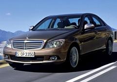 Фотогалерея Mercedes C-Class