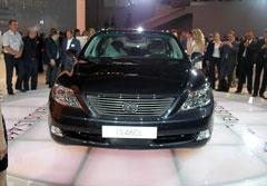 Lexus, Honda, Subaru и Suzuki на Московском автосалоне