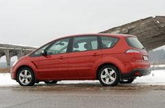 Ford S-Max - фотогалерея
