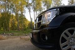 Dodge Nitro - фотогалерея