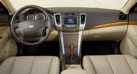 Hyundai Sonata/NF