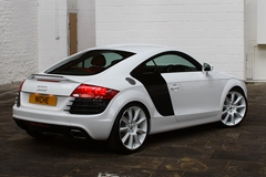 Audi TT Niche