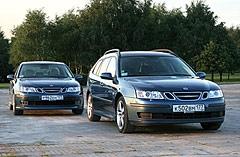 Фотогалерея Saab 9-3