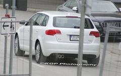 Audi A3 Sportback. Фото KGP Photography