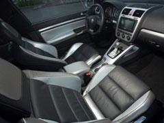VW Golf GTI H&R