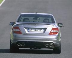 Фотогалерея Mercedes C63 AMG