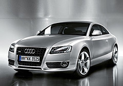 Audi A5 - фотогалерея