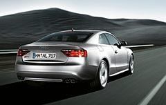 Audi S5 - фотогалерея