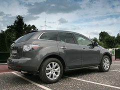 Фотогалерея Mazda CX-7