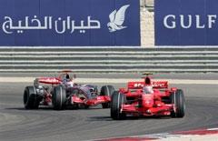 Фотогалерея Гран-при Бахрейна
