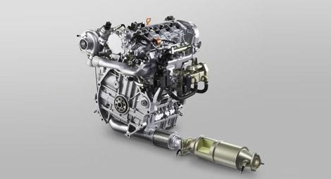 Дизельный двигатель Honda i-DTEC